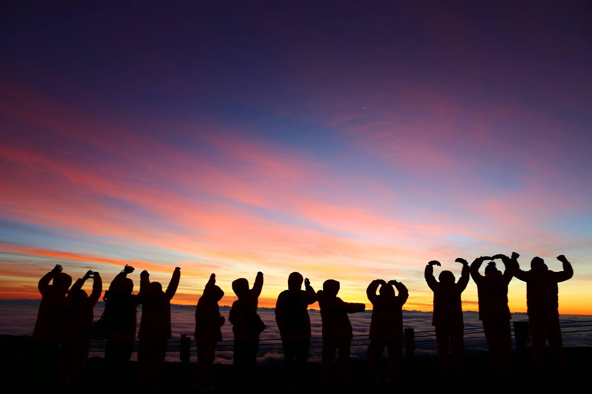 Mauna Kea Summit Sunset & Stargazing Adventure